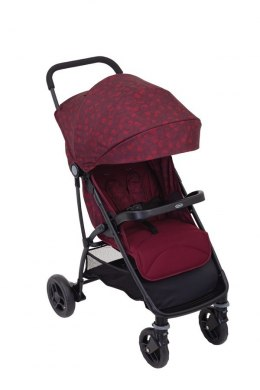 Wózek spacerowy Graco Breaze Lite Red Leopard