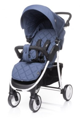 Wózek spacerowy 4Baby Rapid XIX Navy Blue