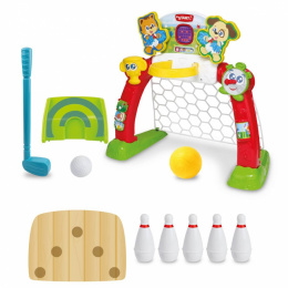 Centrum Sportu 4w1 Smily Play 18-36 m-c