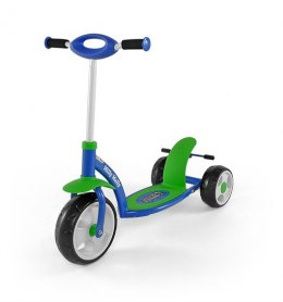 Hulajnoga dziecięca Milly Mally Crazy Scooter blue/green