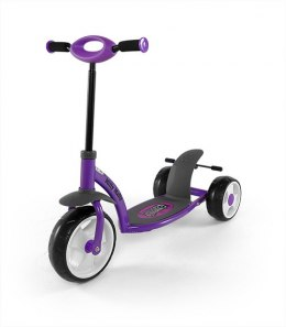 Hulajnoga dziecięca Milly Mally Crazy Scooter purple