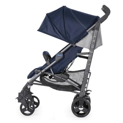 Wózek spacerowy Chicco Lite Way Top Blue