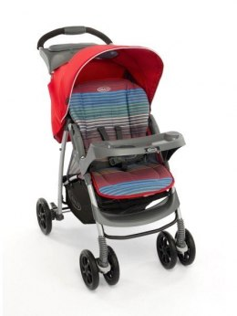 Wózek spacerowy Graco Mirage+ Boot Pepper Stripe